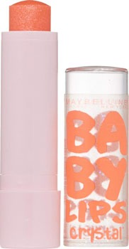 Maybelline Crystal Lip Balm in Gleaming Coral