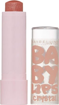Maybelline Crystal Lip Balm in Twinkling Taupe