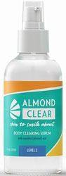 Almond Clear Body Clearing Serum for butt, skin, back acne