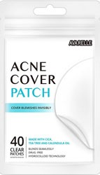 Avarelle Acne Absorbing Cover Patch for buttocks, back, shoulders, chest, body