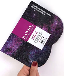 BAWDY Bite It Plant Based Collagen Butt Acne Mask