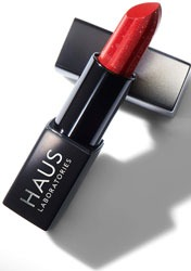 HAUS Laboratories By Lady Gaga Sparkle Lipstick Red