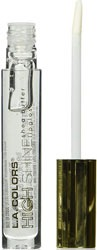 L.A. COLORS High Shine Shea Butter Lip Gloss Clear for black lips