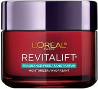 Anti Aging Face Moisturizer LOreal Paris Revitalift Triple Power Fragrance Free with Hyaluronic Acid