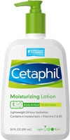 CETAPHIL Moisturizing Lotion 24 Hour Moisturizer for All Skin Types Sensitive Skin