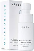 NAELI Daily Face Moisturizer with SPF 30 Anti Aging Lightweight for Summer