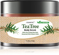 Chamuel Tea Tree Body Scrub