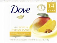 Dove Purely Pampering Mango Butter