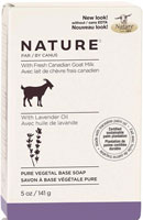 Nature By Canus Bar Soap with Canadian Goat Milk