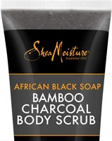 SheaMoisture Bamboo Charcoal Body Scrub