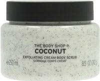 The Body Shop Coconut Exfoliating Cream Scrub