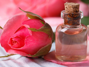 rose water for sensitive skin