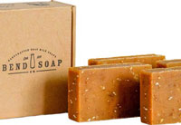 Bend Soap Handcrafted Oat Milk Soap