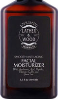 Lather & Wood Smooth Anti-Aging Facial Moisturizer